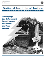 NIJ Report on Developing a LE Stress Program Report